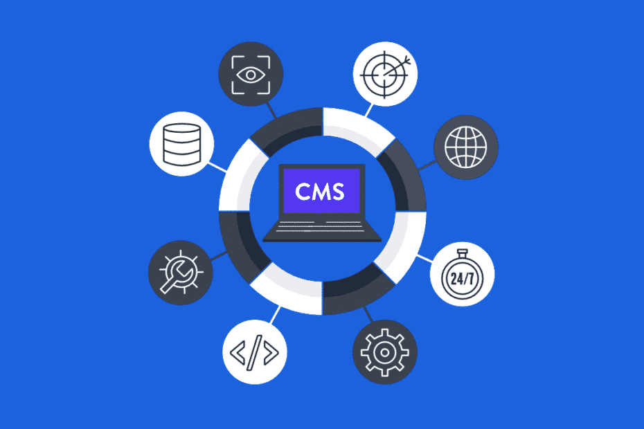BaseLynk - Content Management System (CMS)