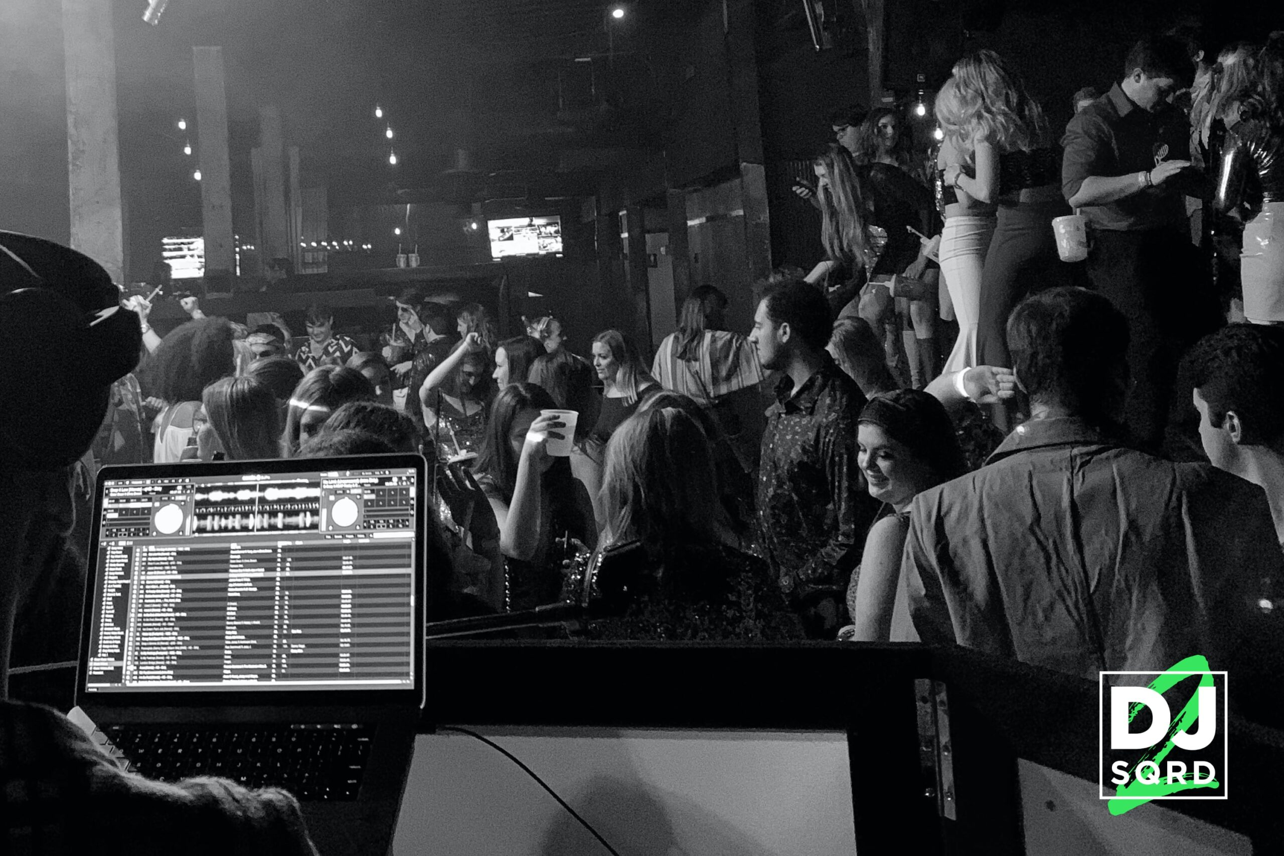 DJ SQRD at XO Nightclub
