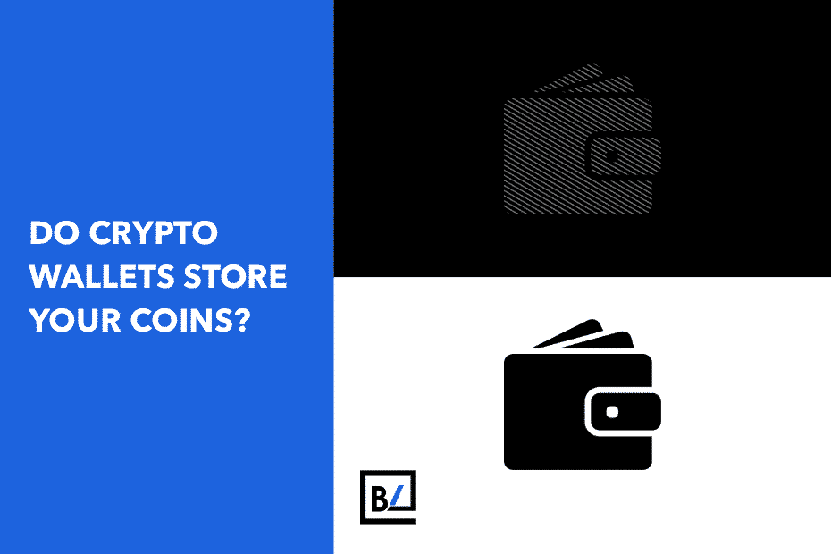 BaseLynk - Do Crypto Wallets Store Your Coins?