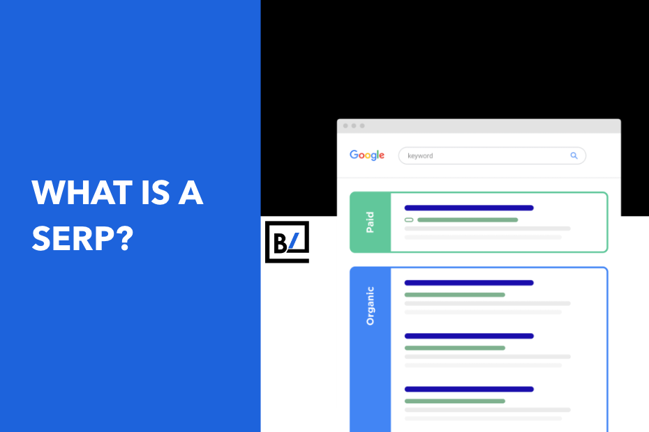 What is a SERP?